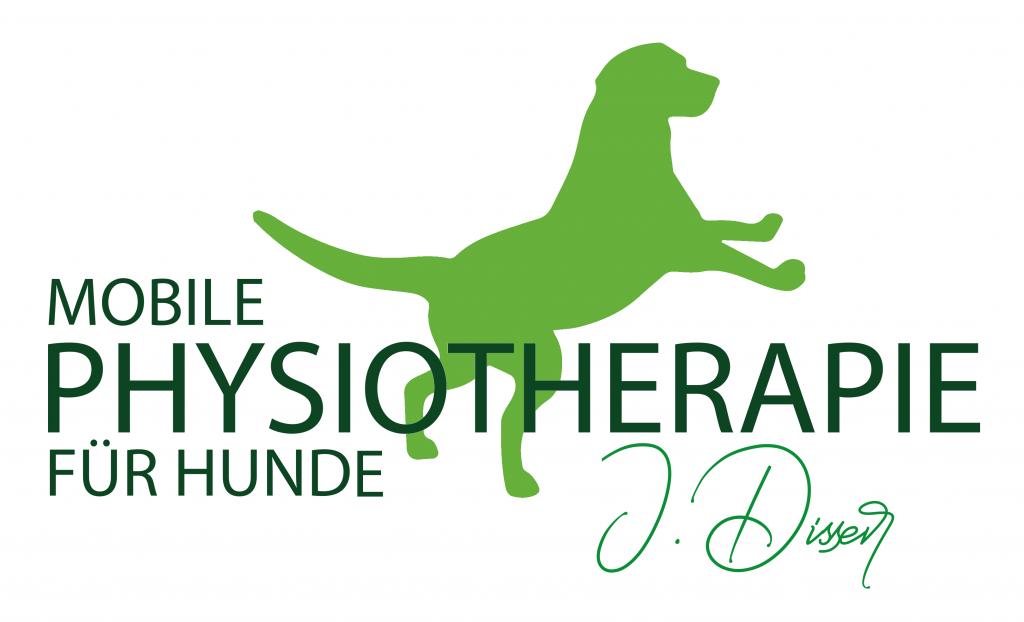 Logo_mobile Physiotherapie für Hunde